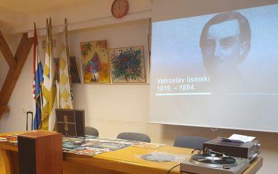 Program  u čast Vatroslavu Lisinskom